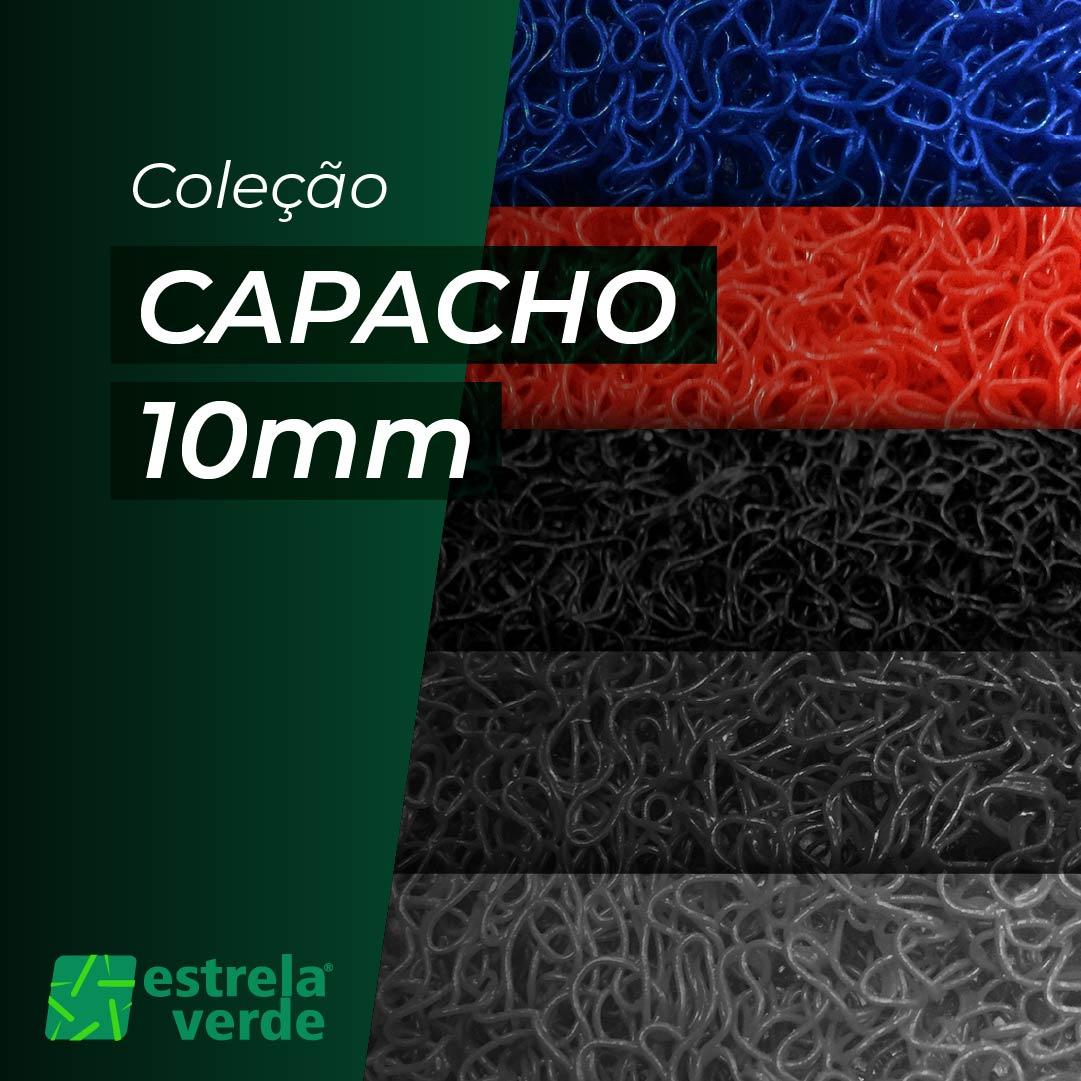 CAPACHO FUNDIDO 10MM 1,20 LARG  - Estrela Verde