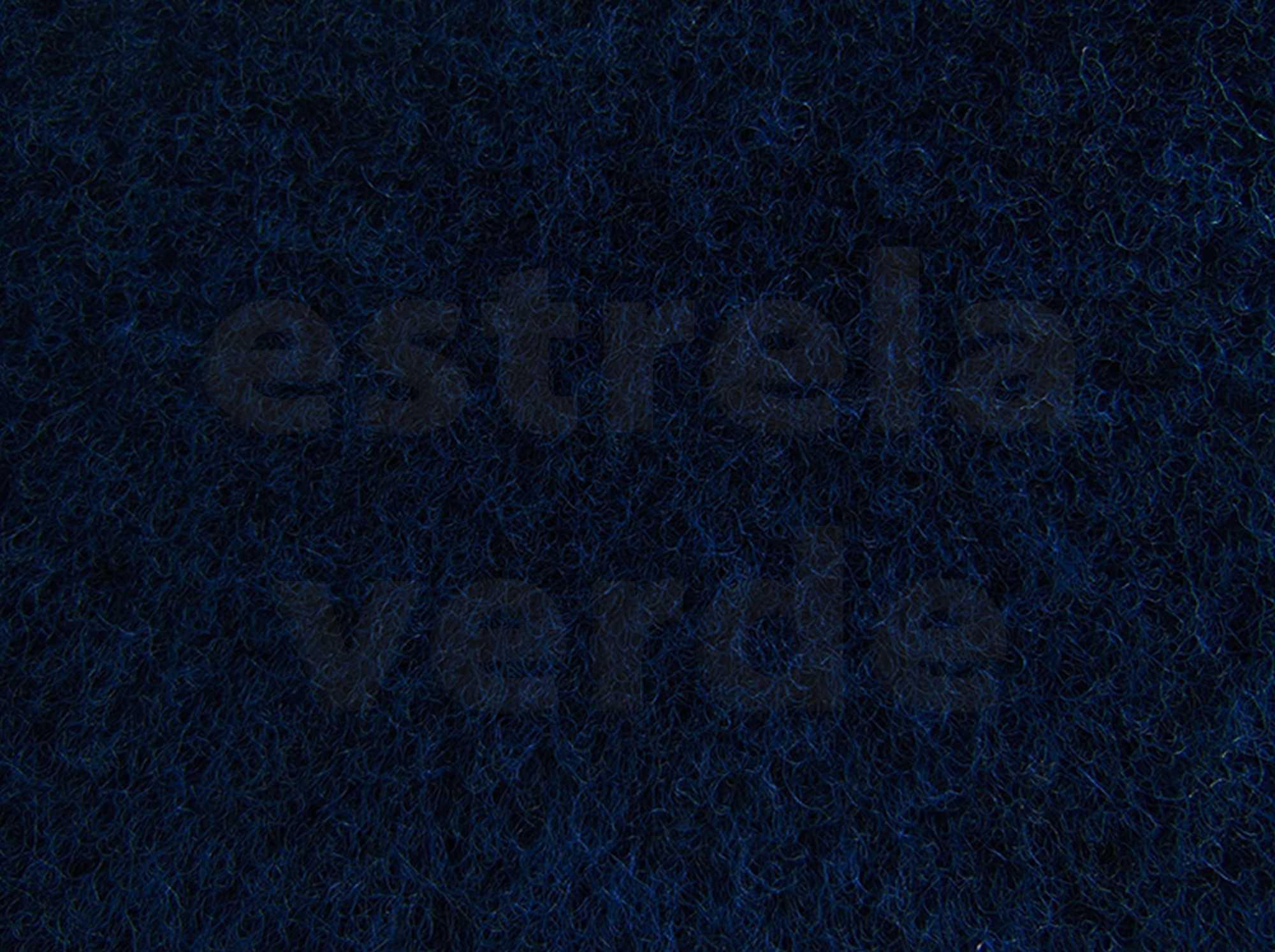 CARPETE AZUL MARINHO C/ RESINA (923) 2,00 LARG  - Estrela Verde