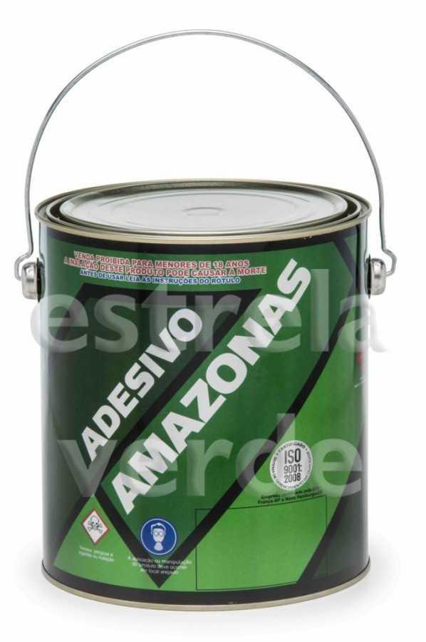 COLA AMAZONAS AM 01 2,850KG  - Estrela Verde