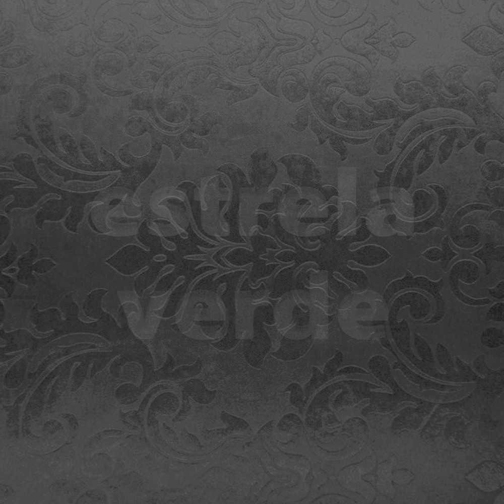 CORTA LUZ TECIDO GRAVADO 2,80 LARG  - Estrela Verde