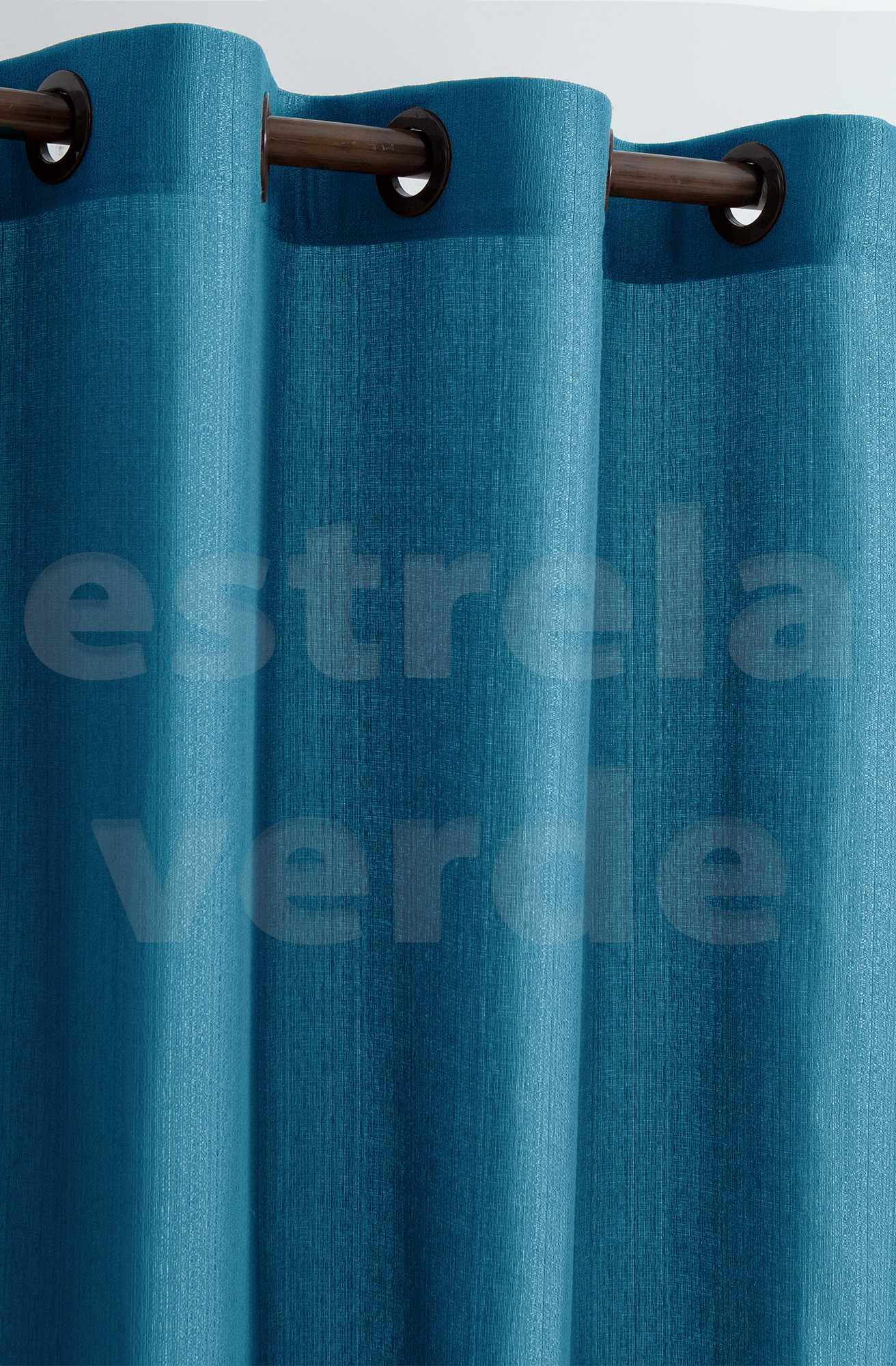 CORTINA VENEZA 2,60X1,70 4106 ARDOSIA  - Estrela Verde