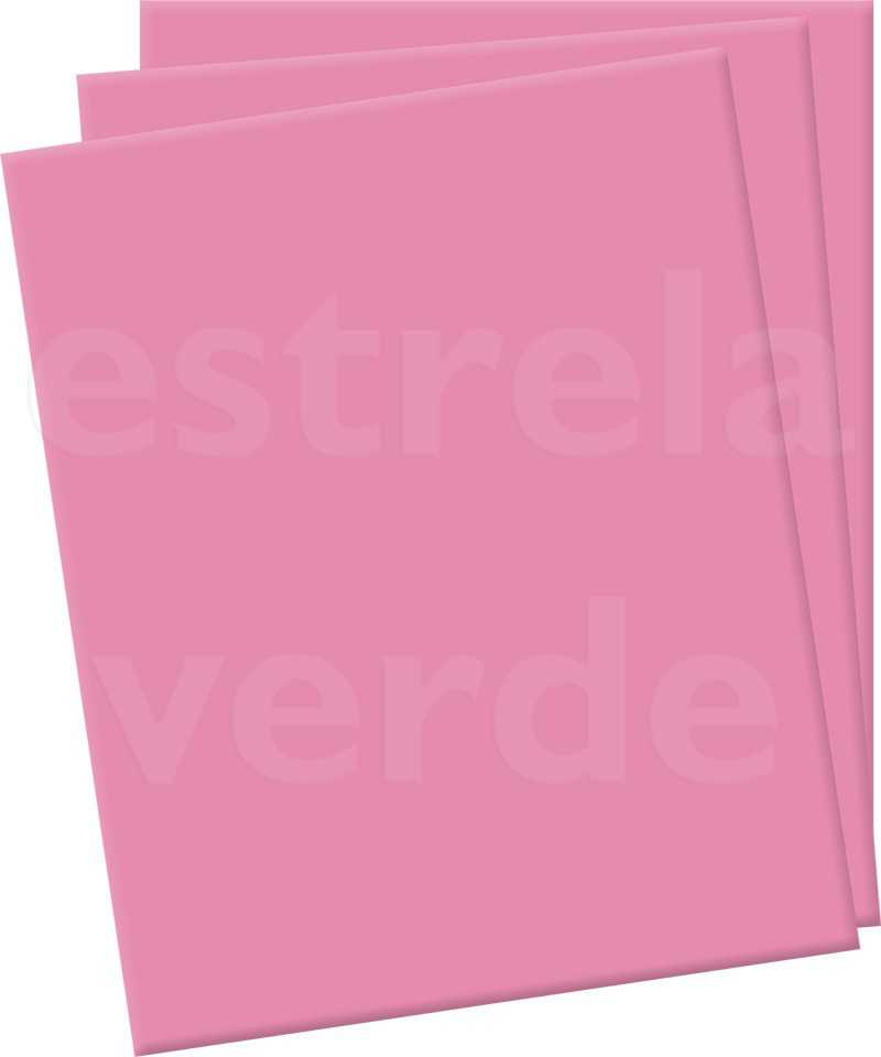 EVA 2MM ROSA PINK (3018) EM METRO 1,42 LARG  - Estrela Verde