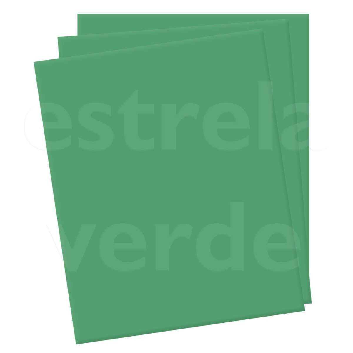 EVA 2MM VERDE BANDEIRA (3918) EM METRO  - Estrela Verde