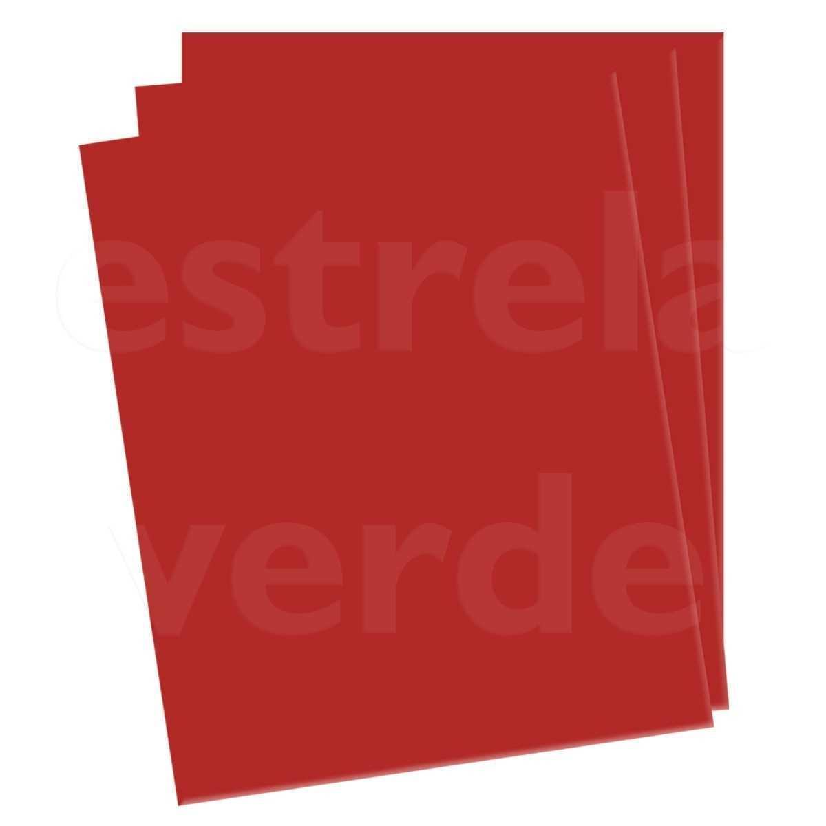 EVA 2MM VERMELHO (3618) EM METRO 1,20 LARG  - Estrela Verde
