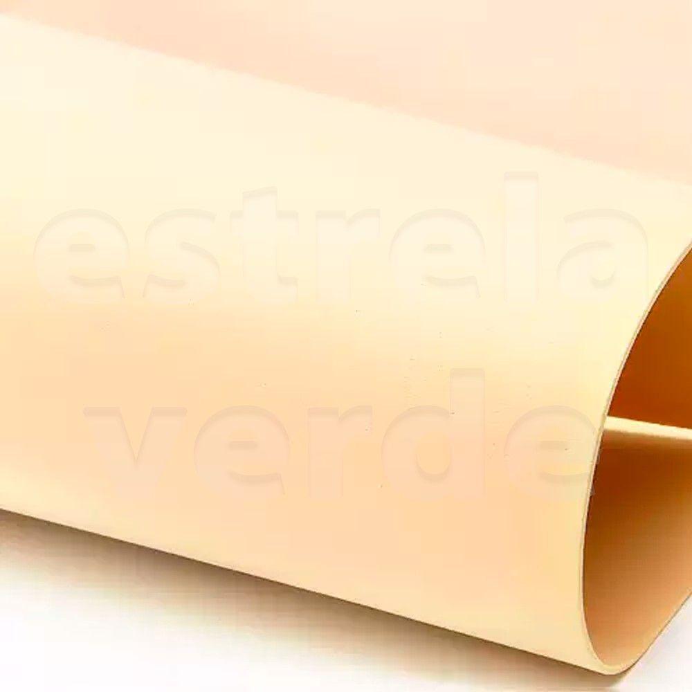 EVA PLACA 25X35 BEGE  - Estrela Verde