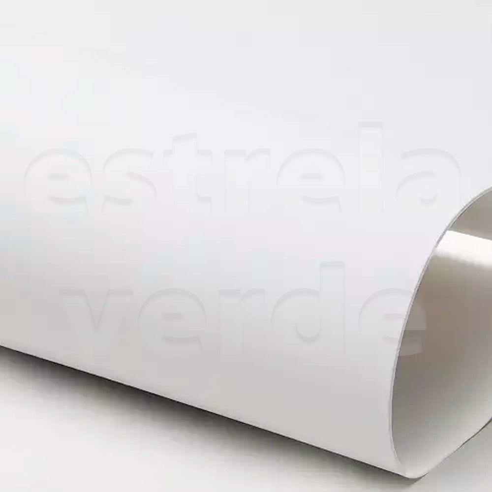 EVA PLACA 25X35 BRANCO  - Estrela Verde
