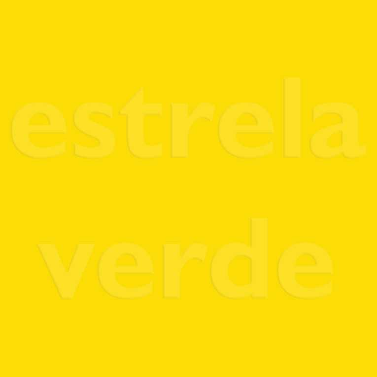 FELTRO AMARELO CITRICO (81)  - Estrela Verde