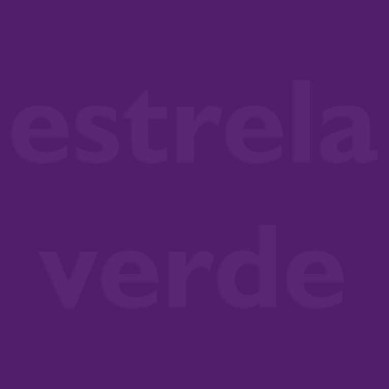 FELTRO ROXO (71)  - Estrela Verde