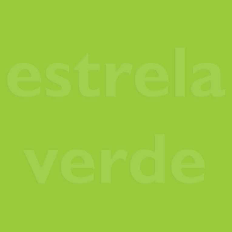 FELTRO VERDE CITRICO (02)  - Estrela Verde