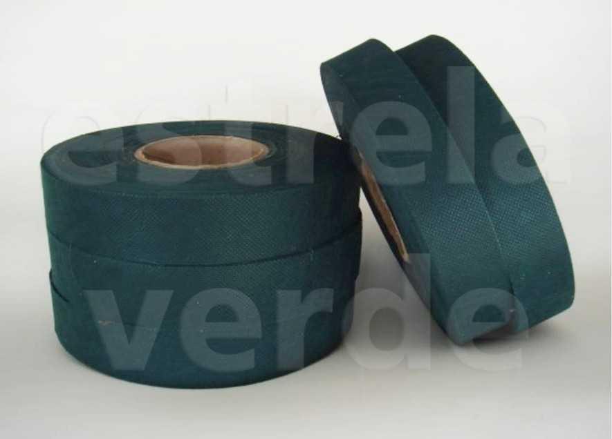 FITA TNT 40/3,5 CM VERDE MUSGO 100M  - Estrela Verde