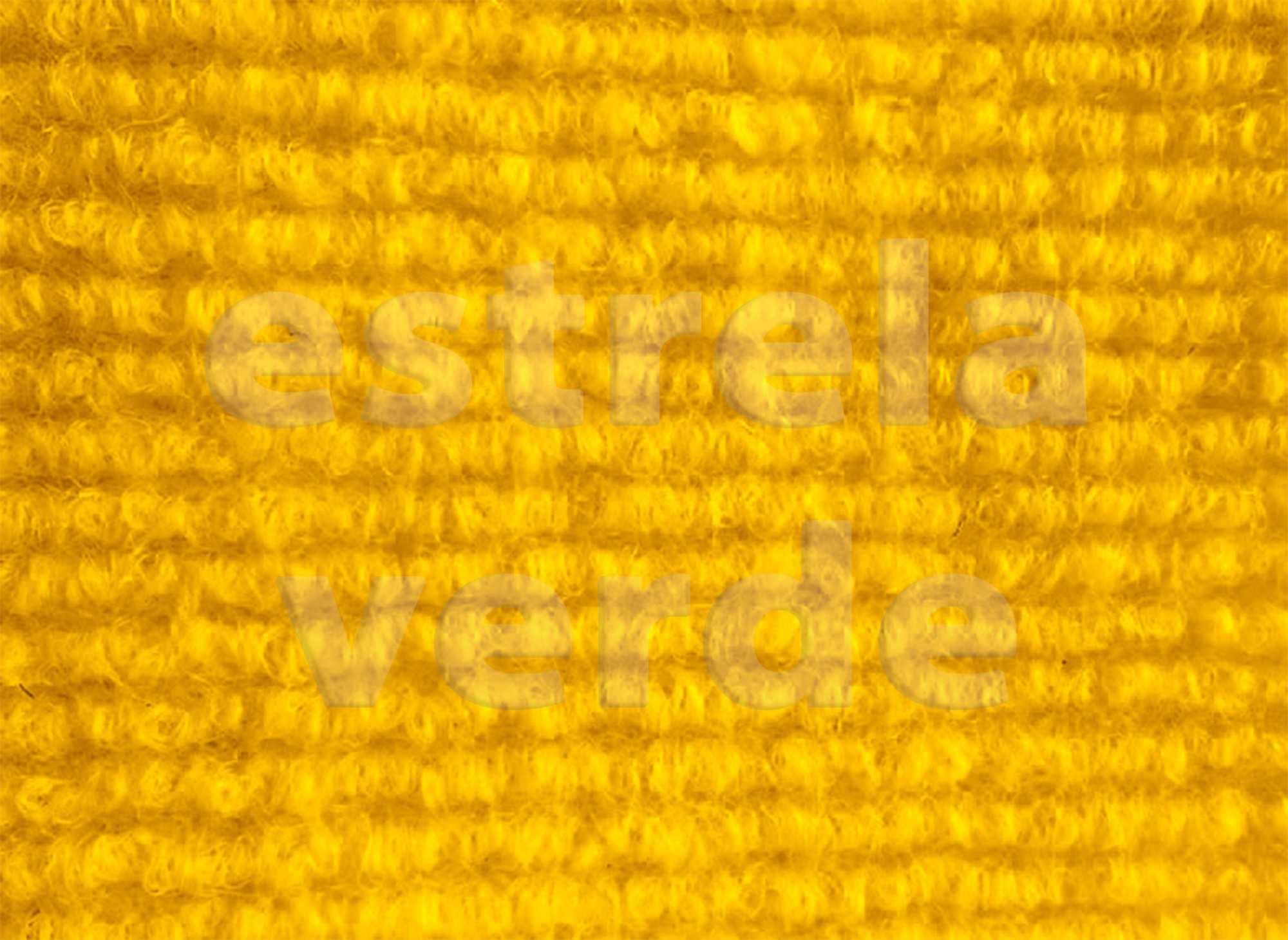 FORRACAO AMARELA LOOP (148) 2,00 LARG  - Estrela Verde