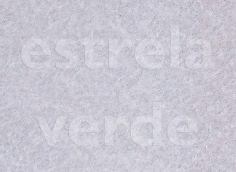 FORRACAO BRANCO C/ RESINA LISA (001) 2,00 LARG  - Estrela Verde