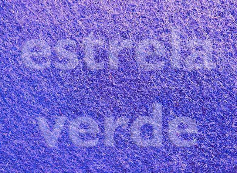 FORRACAO ROXA C/ RESINA LISA (465) 2,00 LARG  - Estrela Verde