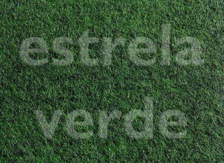 FORRACAO VERDE MUSGO C/ RESINA LISA (922) 2,00 LAR  - Estrela Verde
