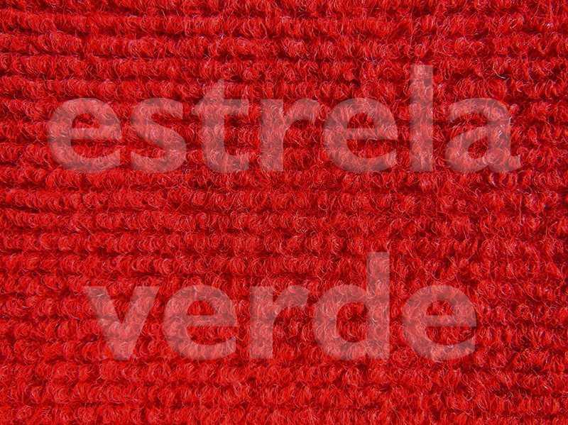 FORRACAO VERMELHA LOOP (210) 2,00 LARG  - Estrela Verde