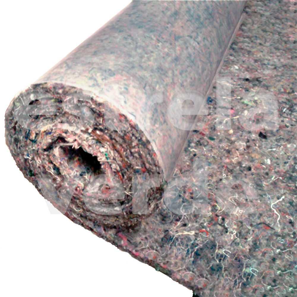 FORRO AGULHADO P/ ESTOFADOS/COLCHOES 1,45 LARG  - Estrela Verde