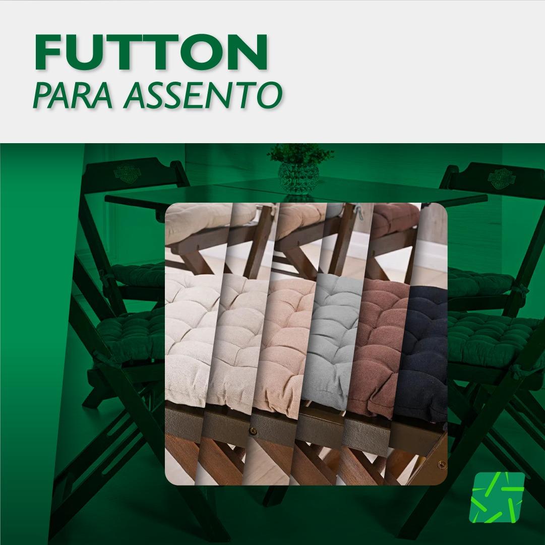 FUTTON KM 0,40 X 0,40  - Estrela Verde
