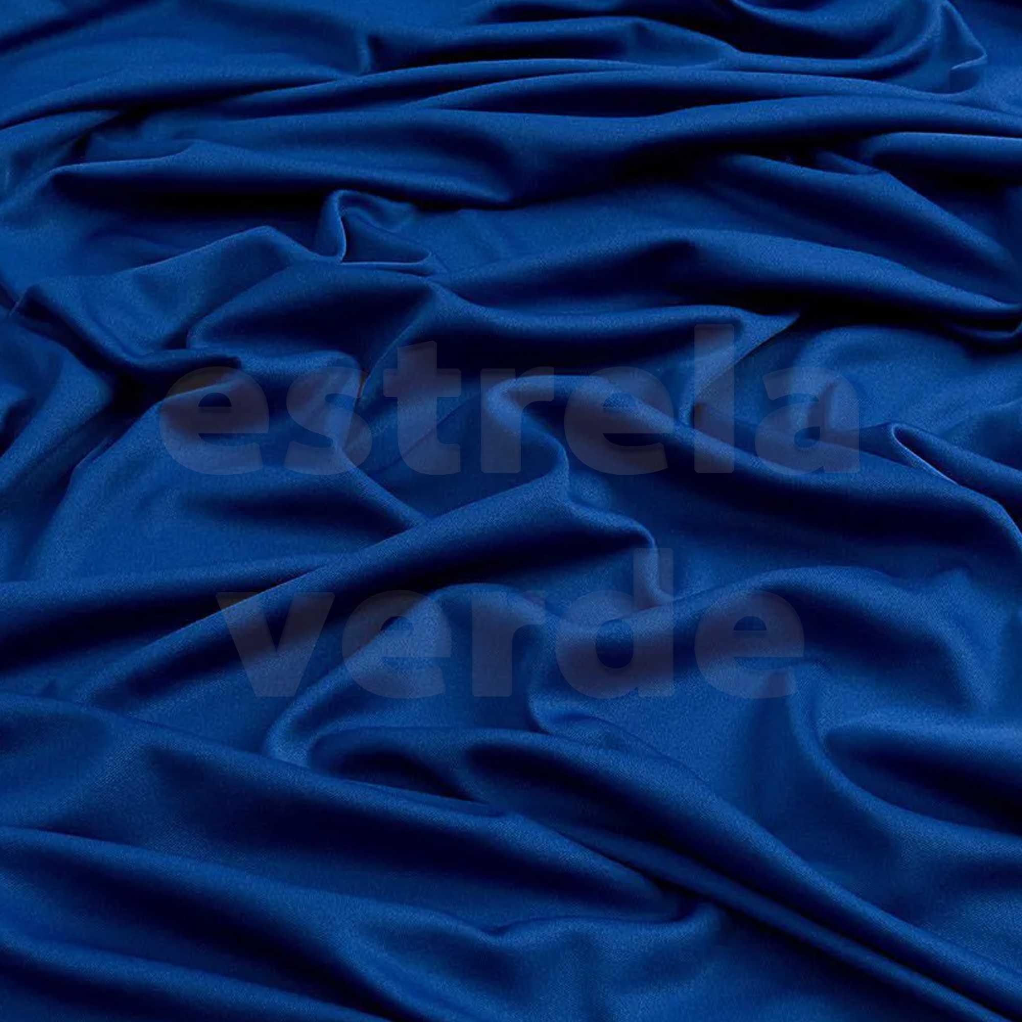 HELANCA LIGHT AZUL ROYAL 775 1,80 LARG  - Estrela Verde