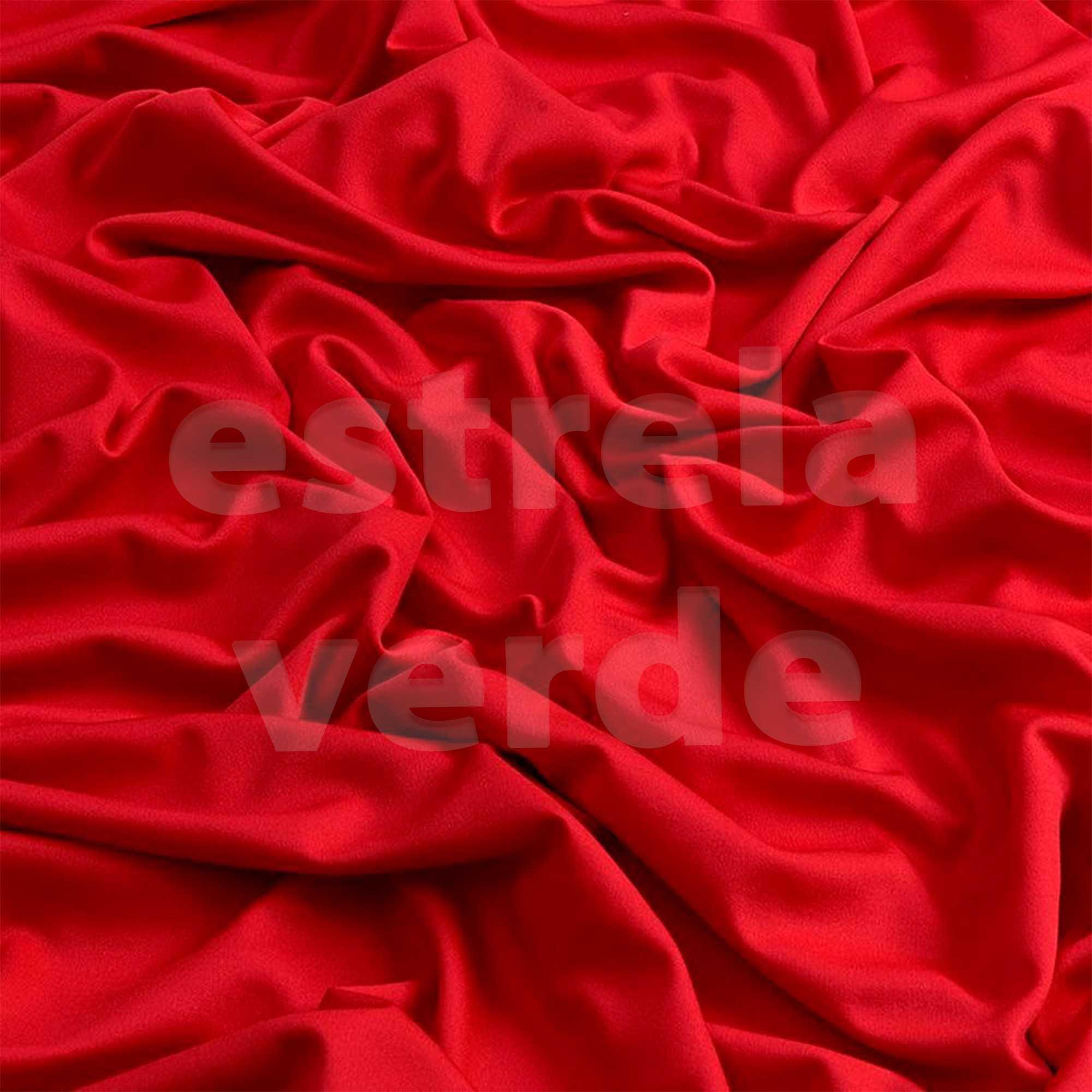 HELANCA LIGHT VERMELHO FERRARI 460 1,80 LARG  - Estrela Verde