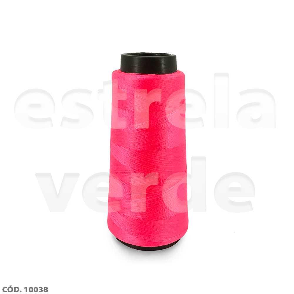 LINHA RETA TX 1300M 288 ROSA PINK  - Estrela Verde
