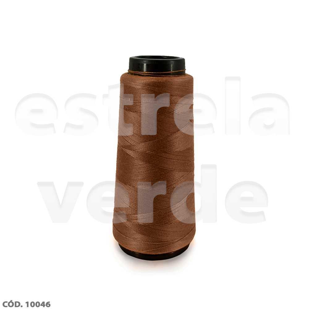 LINHA RETA TX 1300M 580 MARROM  - Estrela Verde