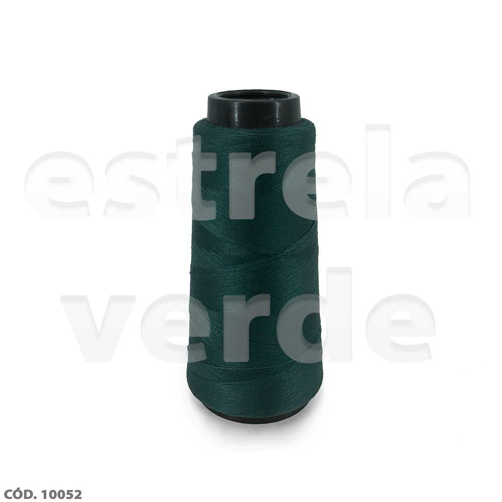 LINHA RETA TX 1300M 772 VERDE ESCURO  - Estrela Verde