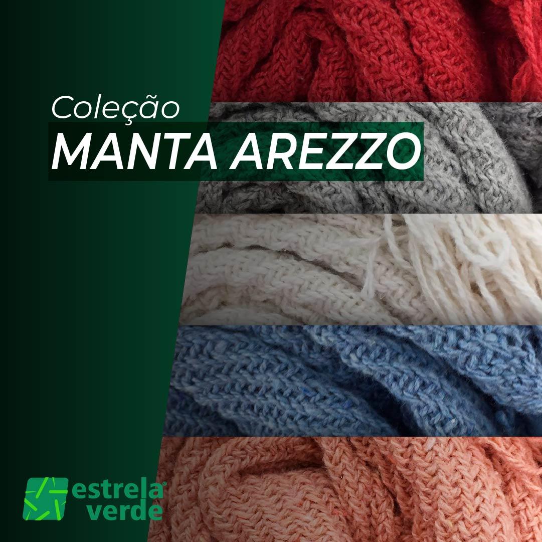 MANTA AREZZO 1,25X1,50 LARG  - Estrela Verde