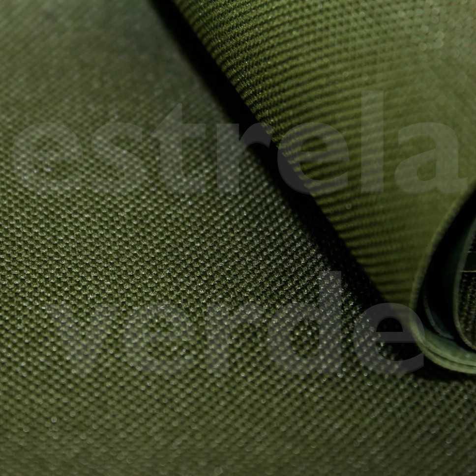 NYLON 600 VERDE MUSGO RESINADO  - Estrela Verde