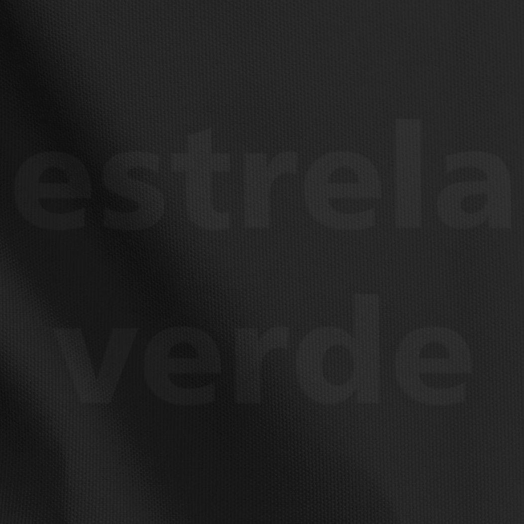 Oxford 999 Preto 220gr 1,50larg  - Estrela Verde