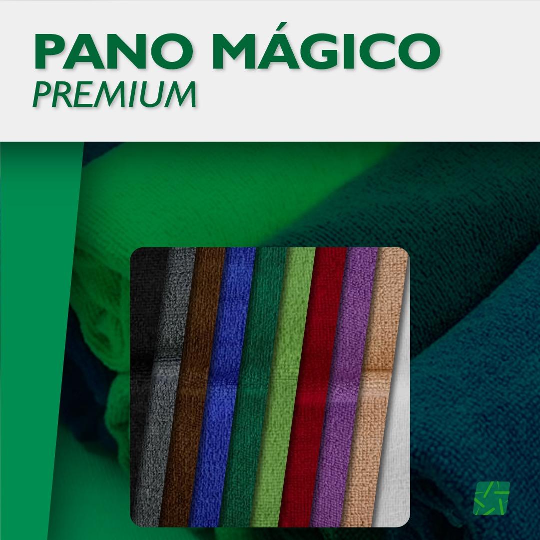 PANO MAGICO PREMIUM 29X38CM  - Estrela Verde