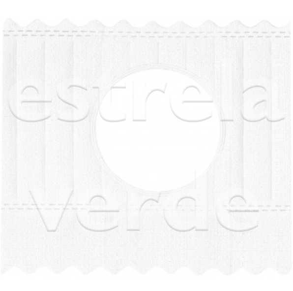 PASSA VARAO 28MM BRANCO 30M  - Estrela Verde