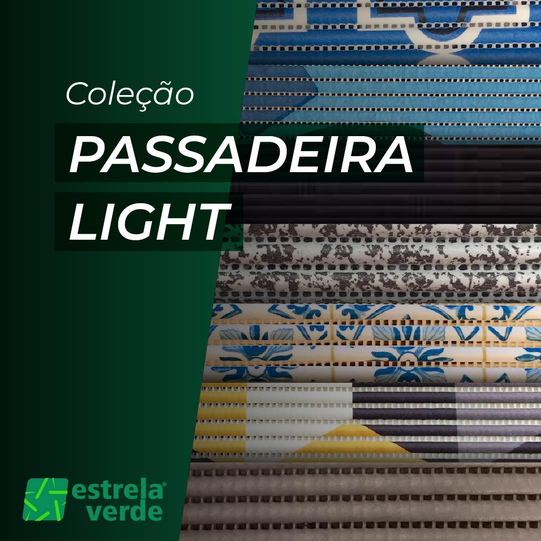 PASSADEIRA LIGHT 65CM  - Estrela Verde
