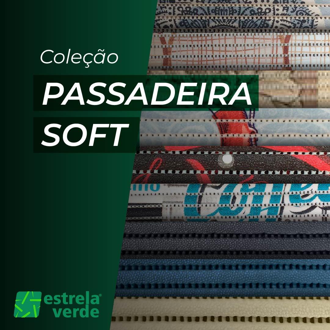 PASSADEIRA SOFT 65CM  - Estrela Verde