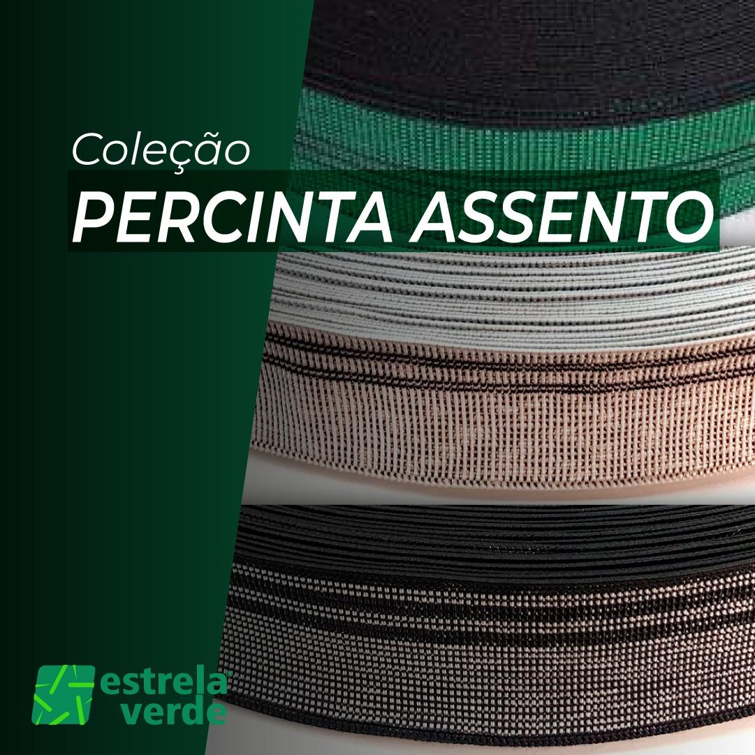 PERCINTA ASSENTO  - Estrela Verde