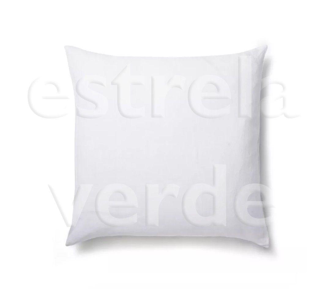 REFIL ALMOFADAS 45 X 45 300GR  - Estrela Verde
