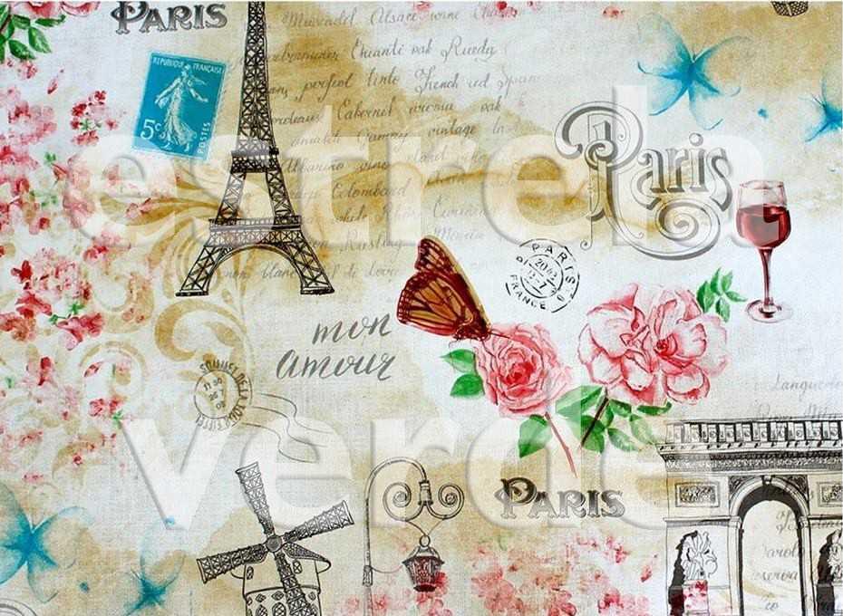 REVESTIR PARIS  - Estrela Verde