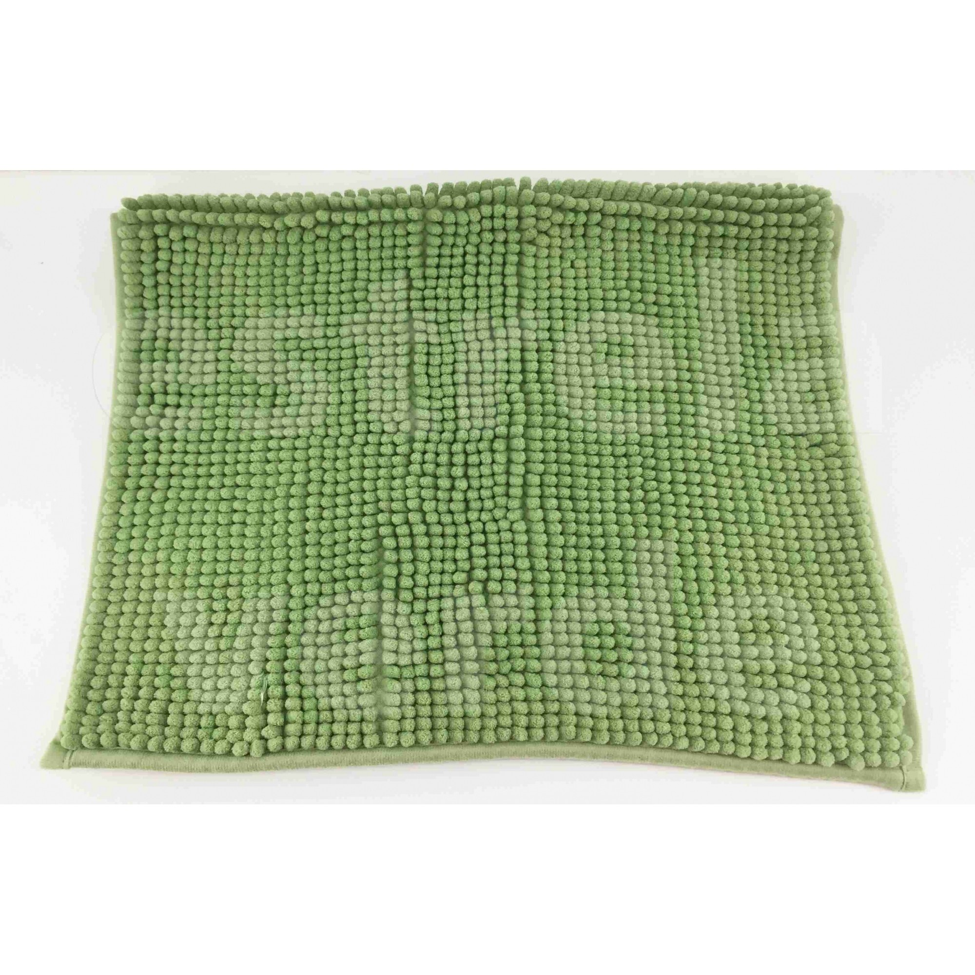 TAPETE BOLINHA MICROFIBRA 45X70 VERDE  - Estrela Verde