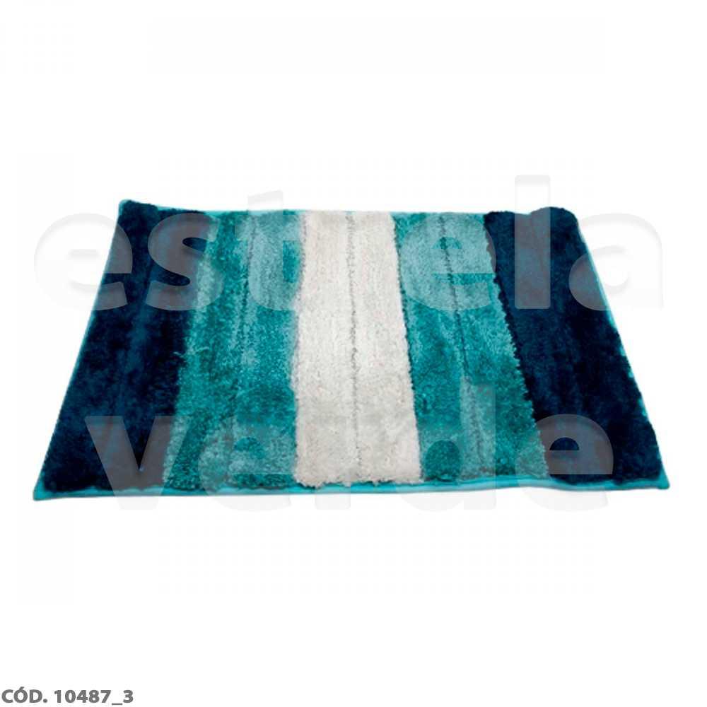 TAPETE FELPUDO 40X60 TAP-BA5  - Estrela Verde