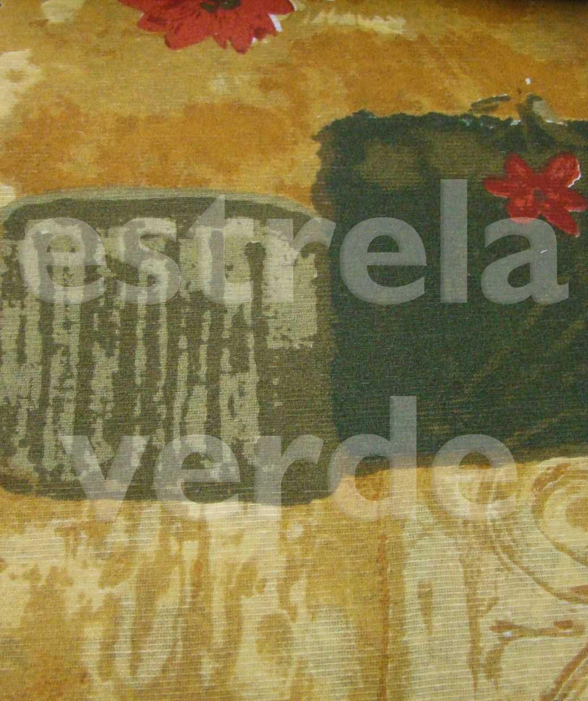 TECIDO GORGURINHO TERRACOTA (40-2002-13) 1,50 LARG  - Estrela Verde