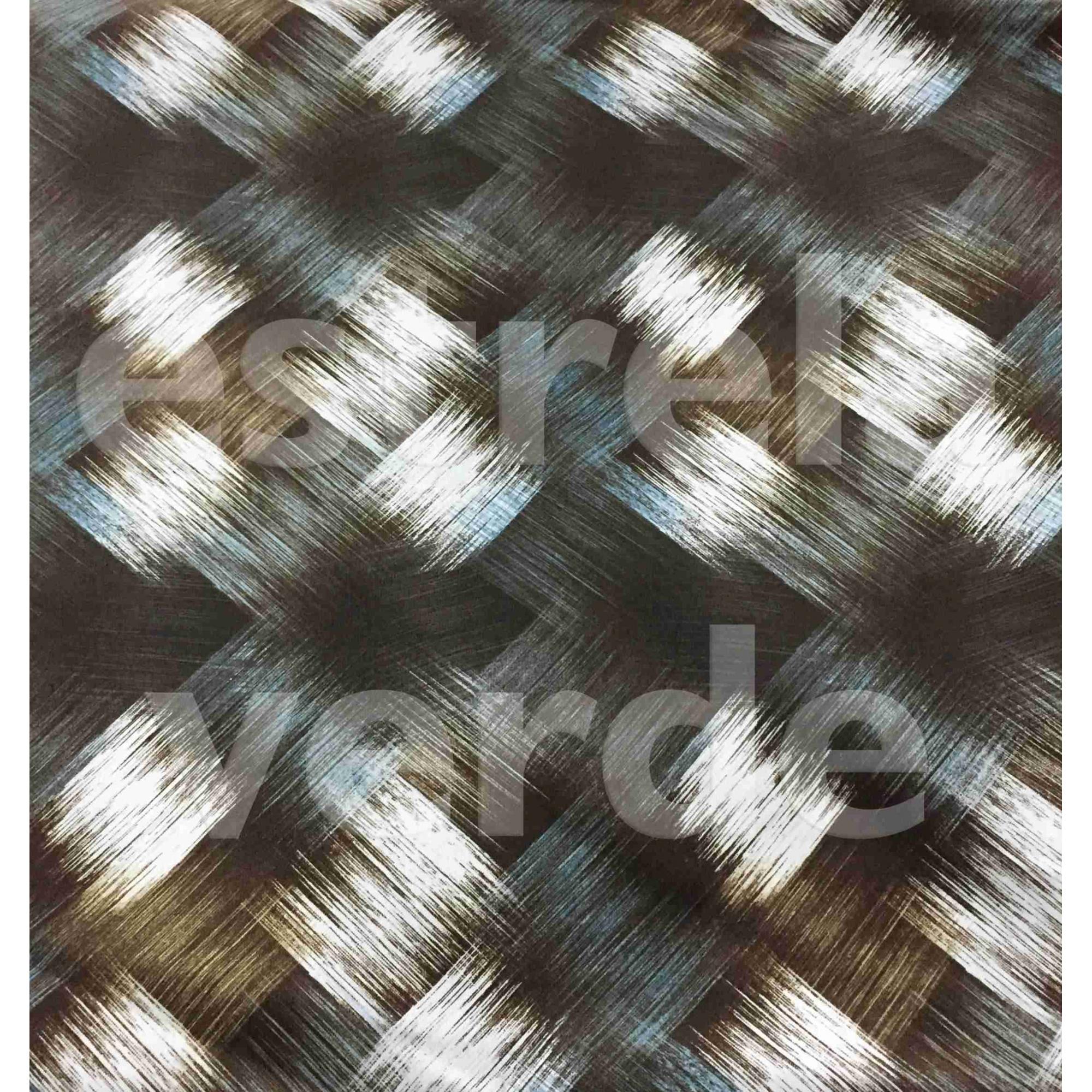 TECIDO IMPERMEAVEL ARTISTIC MARROM 237951 DESCONTI  - Estrela Verde