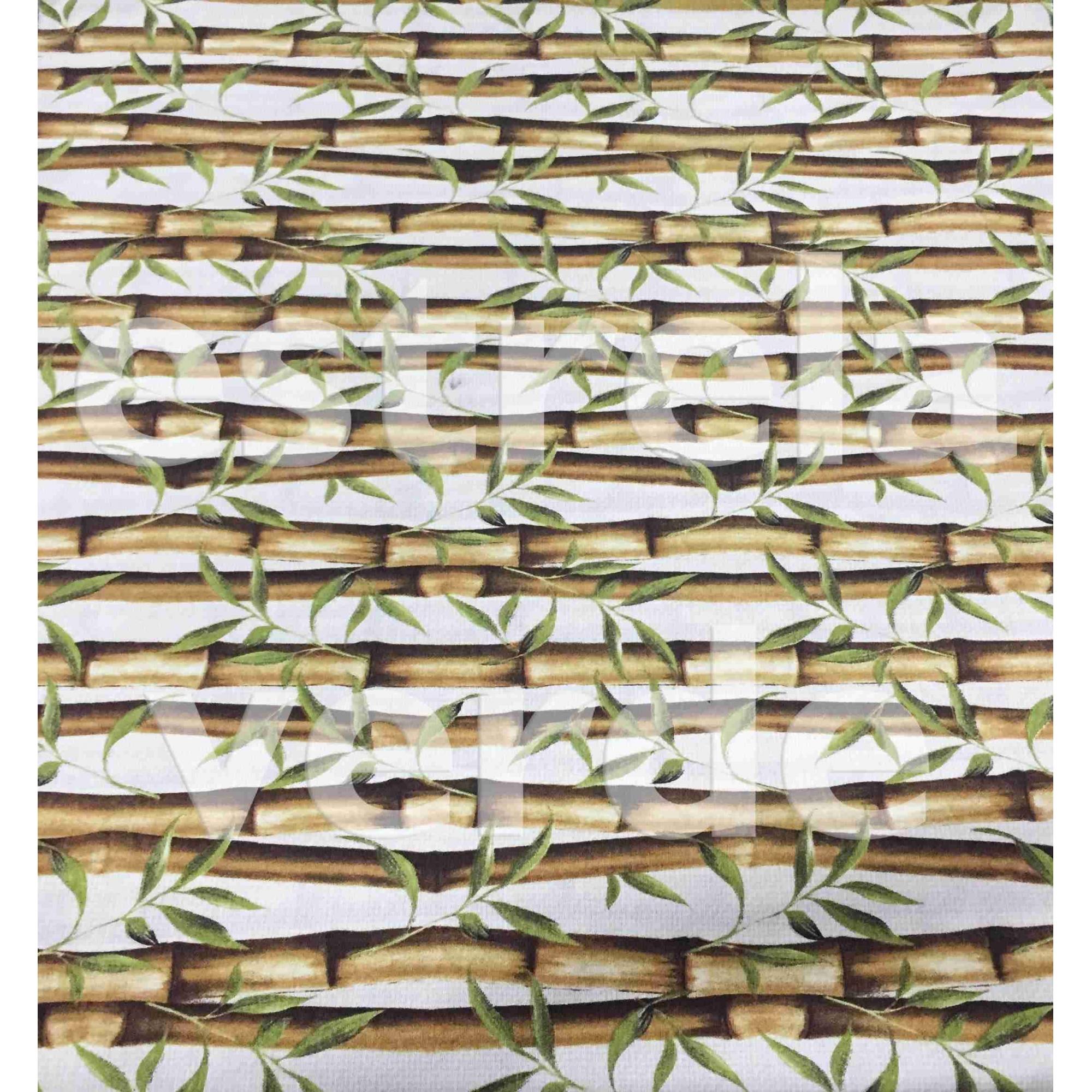 TECIDO IMPERMEAVEL BAMBU BAMBU 288965 DESCONTINUAD  - Estrela Verde