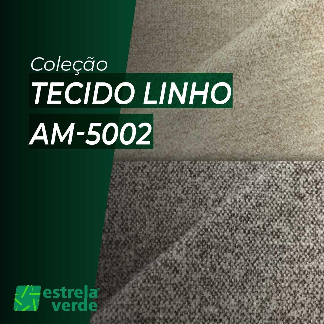 TECIDO LINHO AM-5002 1,40 LARG  - Estrela Verde
