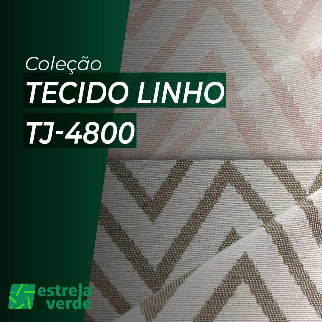 TECIDO LINHO TJ-4800 1,40 LARG  - Estrela Verde