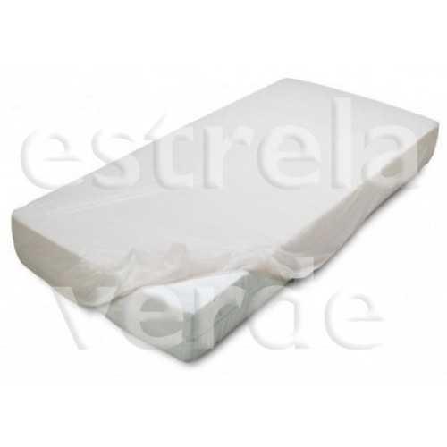 TECIDO PVC HOSPITALAR P/ LENCOL BCO 8MM X1,40LARG  - Estrela Verde