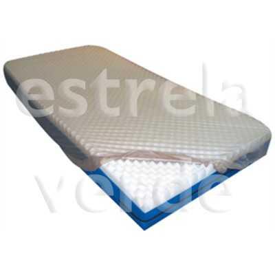 TECIDO PVC HOSPITALAR P/ LENCOL PELE 8MM X1,90LARG  - Estrela Verde