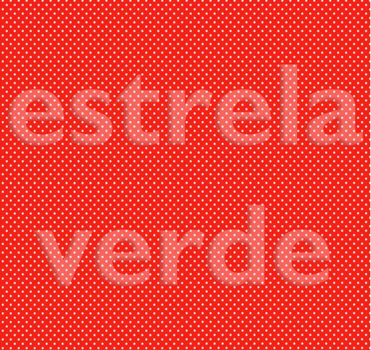 TNT ESTAMPADO POA VERMELHO BOLINHAS BRANCAS  - Estrela Verde