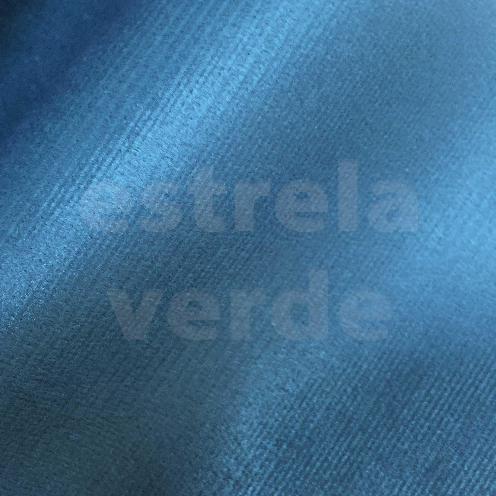 VELUDINHO AZUL CELESTE 08  - Estrela Verde