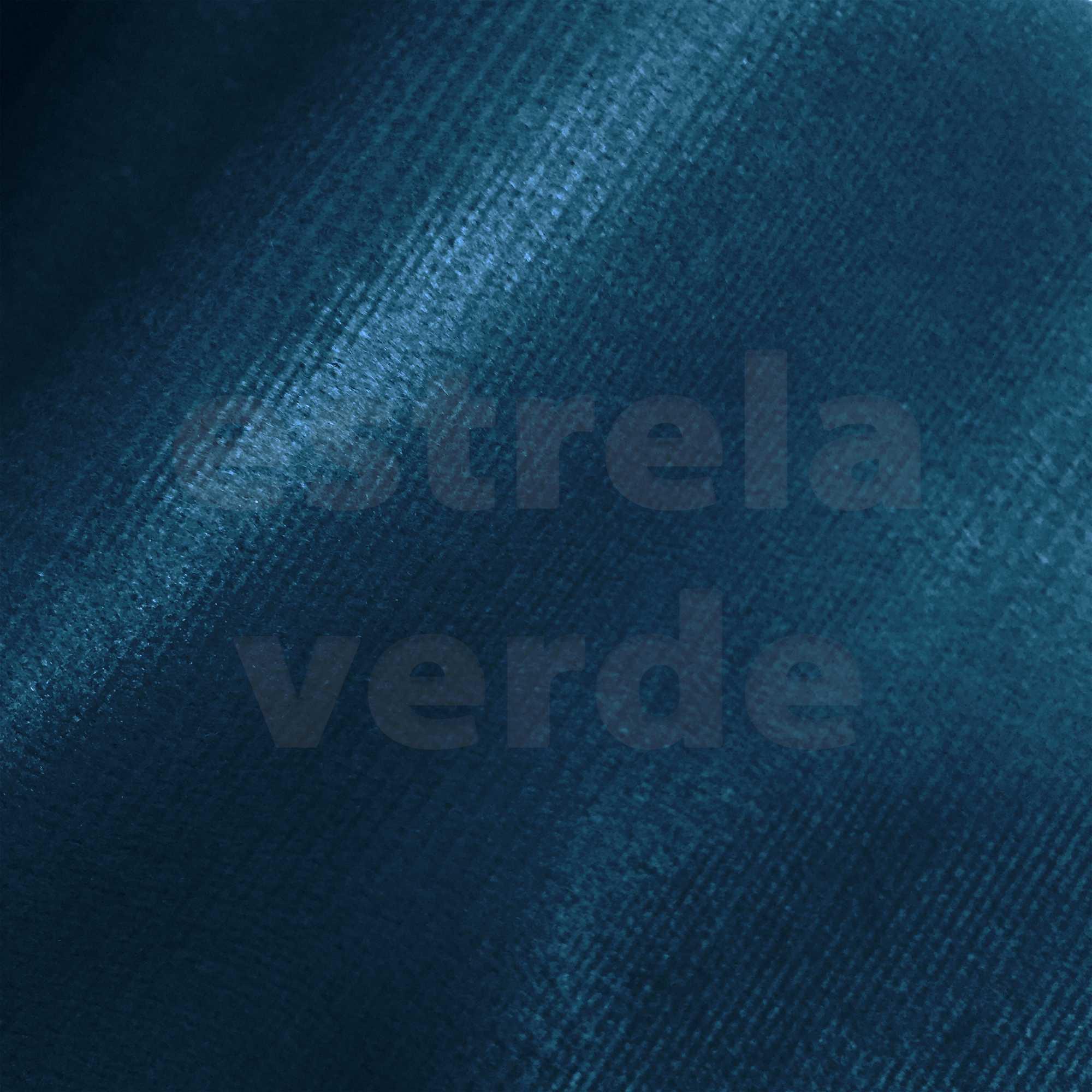 VELUDINHO AZUL MARINHO 14  - Estrela Verde