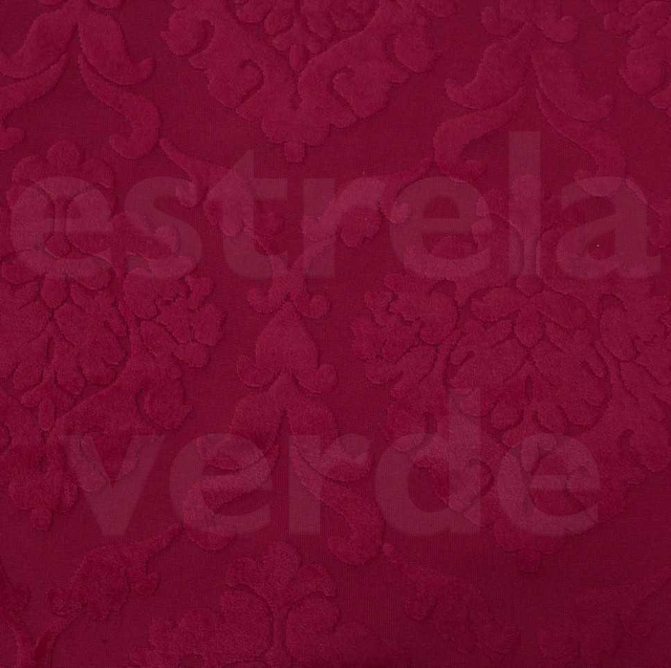 VELUDO BRASAO VERMELHO 05 (DESCONTINUADO)  - Estrela Verde