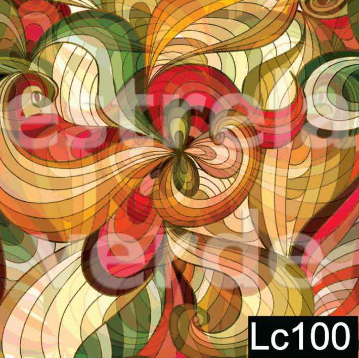 VELUDO ESTAMPADO LISO TONS DA TERRA (LC100)  - Estrela Verde